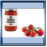 Tomato sauce from sunny Sicily